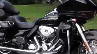8. Used 2013 Harley Davidson Road Glide Ultra Motorcycles for sale