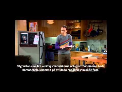 The Big Bang Theory Funny Moments (Swedish&Spanish Subtitles)