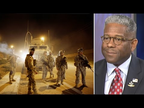 Allen West: US ground forces needed to fight ISIS