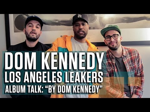 Dom Kennedy L.A. Leakers Interview
