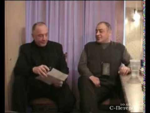 Интервью С. Арутюнян (гр. Беломорканал) Музею шансона 10.03.2006 г. часть 1