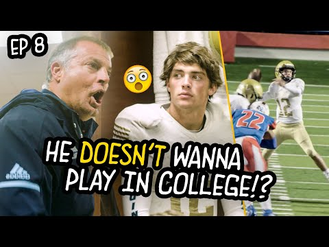 """""""DON'T CRY!"""" Coach Kelley GOES OFF On Girl Kicker! Star QB Doesn't Want To Play In COLLEGE!?"""