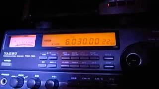 6030kHz Radio Oromiya, Ethiopia, Probably ( 19:09 - UTC, Sep 12, 2014 )