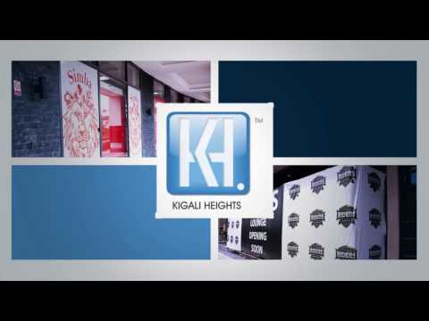 Kigali Heights Opening Teaser