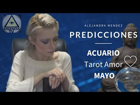 Tarjetas de amor - Acuario Tarot Amor Mayo 2019