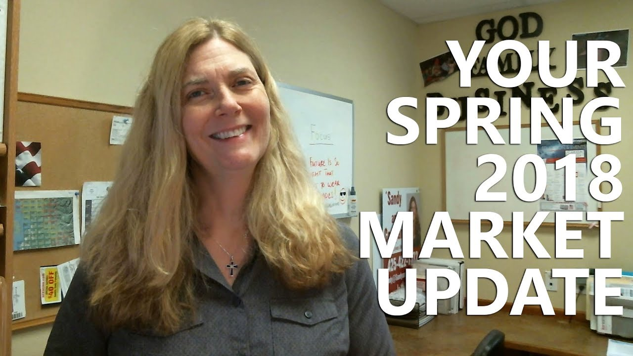 Your Spring 2018 Marysville Area Market Update