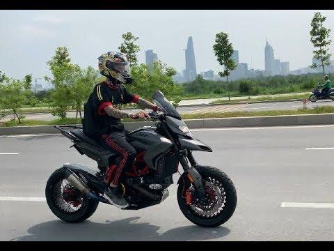 Ducati HyperMotard 821 Khủng Nhất Sài Gòn (Vlog 137) - Thời lượng: 29:57.