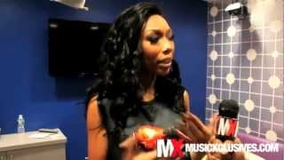 Brandy talks 'Two Eleven' album, Chris Brown, Rico Love, Kelly Rowland, Dawn Richard & more!