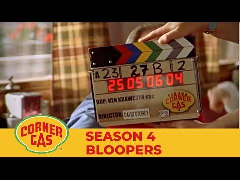 Bloopers | Corner Gas Season 4