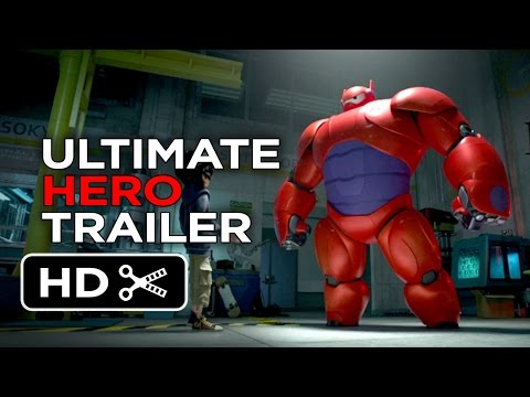 Big Hero 6 3D Movie Picture