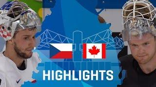 Чехия - Канада1-4
