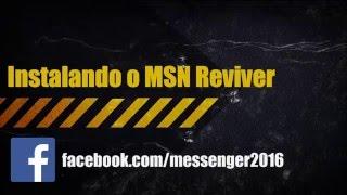 Sim, ele está funcionando! Veja como é fácil voltar a utilizar o MSN Messenger. Curta www.facebook.com/messenger2016/