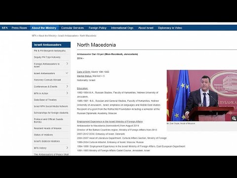 Οι πρώτες αλλαγές σε «Βόρεια Μακεδονία»