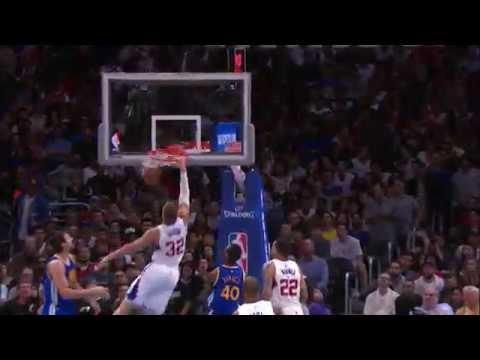 Video: Friendly Bounce Finds Blake Griffin for the Jam