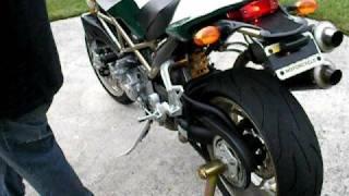 1. 2008 Ducati MONSTER S4RS TRICOLORE