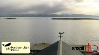 Nelson Waterfront Webcam Thursday 14th July 2011