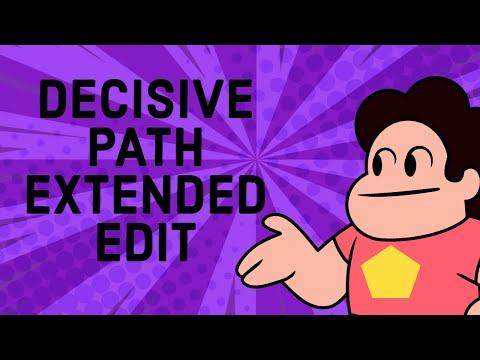 Steven Universe Decisive Path extended
