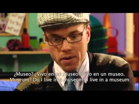 Extra espanol Episode 1 Spanish and English subtitles by Spanish Tutors Hong Kong (видео)