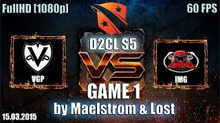 IMG.cn vs VG.P, game 1