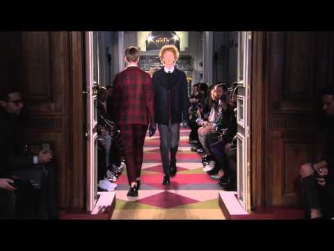 Valentino Men's Fall Winter 2015