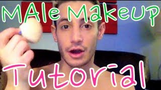 Frankie's Male Make-Up Tutorial