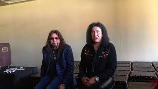 8. Gene Simmons & Ace Frehley full Q&A Adelaide Vault 2018