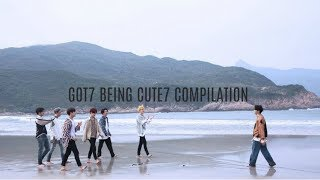 Video GOT7 Being CUTE7 Compilation MP3, 3GP, MP4, WEBM, AVI, FLV Desember 2017