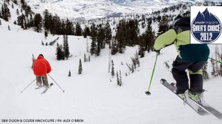Line Influence 115 2012 Ski