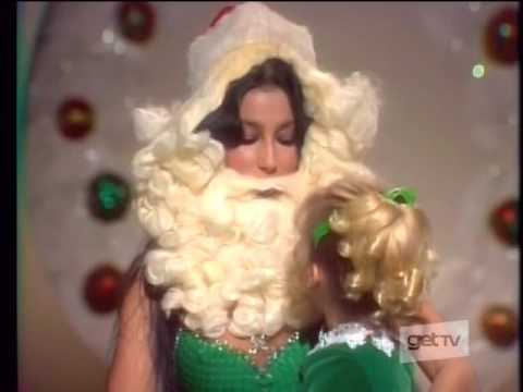 Cher Christmas Show with guests (1975)