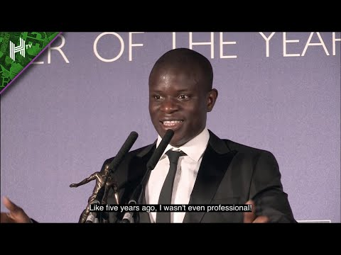 'Five years ago I wasn't even professional!' | Kante explains rise to the top 🌟