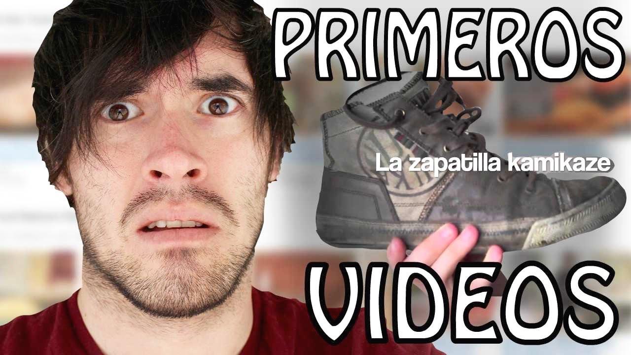 MIRANDO MIS PRIMEROS VIDEOS! – Hola Soy German (JuegaGerman)