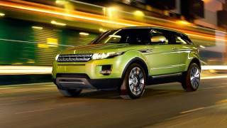 2012 Land Rover Range Rover Evoque First Drive Video - Inside Line