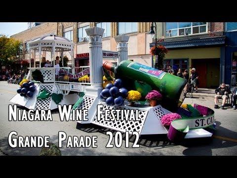 Festival du vin de Niagara