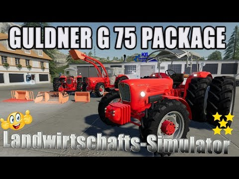 Guldner G 75 Package v1.0.0.0