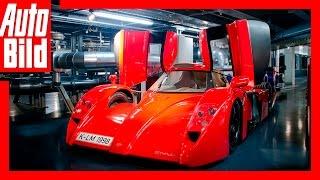Toyota Motorsport Museum Rundgang by Auto Bild