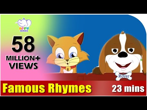 Nursery Rhymes Vol 2 - Collection of Twenty Rhymes