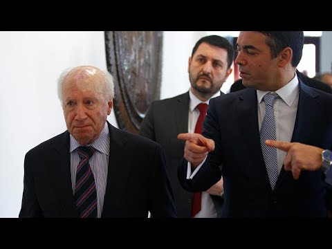 Ντιμιτρόφ: «Κανείς δεν μπορεί να μας στερήσει το δικαίωμα να είμαστε Μακεδόνες»…