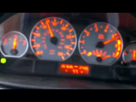 2004 ZHP with Bimmian Grey M3 style gauge faces