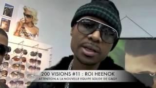 LUNETZ.COM : 200 VISIONS #11 : ROI HEENOK (16+)