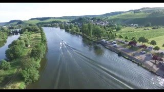 Remich Luxembourg  city photos : LUXEMBOURG drone DJI Phatom 3 professional