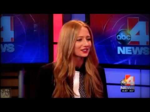 Poo - ABC4's Utah News Interview with Bethany Woodruff ( The Girl from Poo-pourri Commercial) ! ,,, I DO NOT OWN THIS VIDEO ! Check Out the Original Commercial: ht...