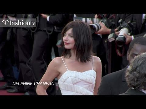 Jean Dujardin @ The Artist Premiere, Best Actor Award - 2011 Cannes Film Festival | FashionTV - FTV