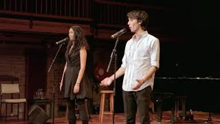 Sarah Kay & Phil Kaye