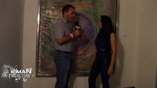 Chile's Stephanie Vaquer talks training Lucha Libre and Chile wrestling. She spoke to The Roman Show at the annual CCW's Cinco de Mayo event in Miami, FL.