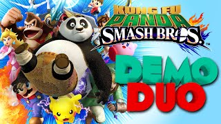 Super Smash Bros. Kung Fu Panda Edition