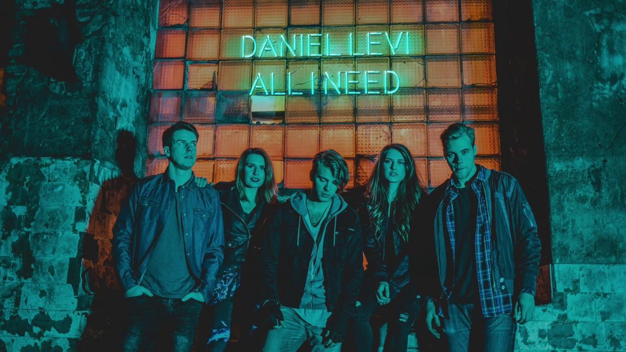 Daniel Levi - All I Need (Estonia NF 2017)