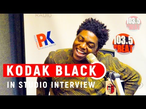 """Kodak Black Talks """"Dying To Live"""", Why It's Hard to Listen to XXXTentacion, Moving to LA & more."""