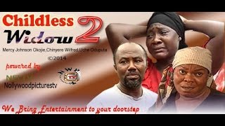 Childless Widow Nigerian Movie [Part 2]