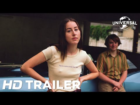 LICORICE PIZZA – Official Trailer (Universal Pictures) HD