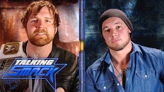 Nonton Dean Ambrose Crosses The Line During Interview With Baron Corbin  Wwe Talking Smack  Mar  28  2017 Film Subtitle Indonesia Streaming Movie Download